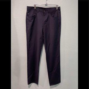 Mizzen + Main Baron Chino Navy Pants